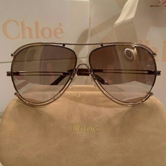 0e4f51836bb   Beautiful Chloe Sunglass Style 121S